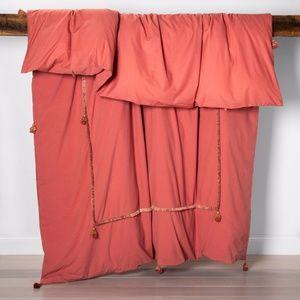 Opalhouse Fringe Hotel Tassel duvet cover set 3